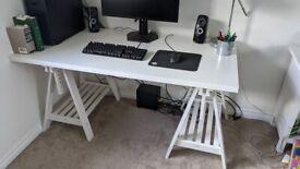 Office Desk & Chair - Ikea