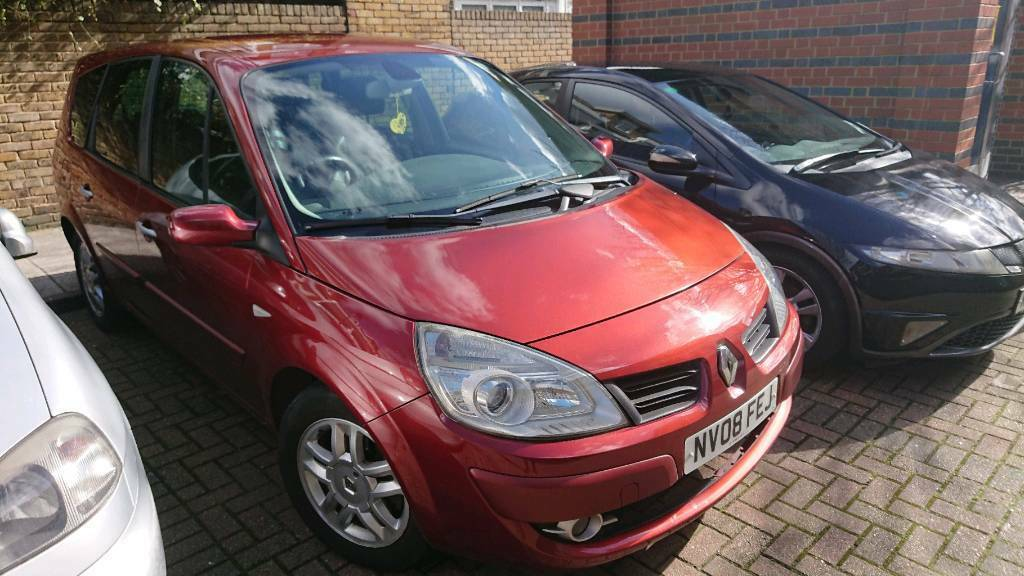 2008 Renault Grand Scenic 7 Seater In Camberwell London