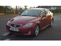 LEXUS IS250 AUTOMATIC! EXCELLENT RUNNER! SAT/NAV ! DRIVES LIKE NEW LUXURY CAR! SHOWROOM CONDITION!