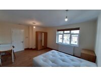 Everything brand new studio flat with separate kitchen 1 minute walk away from park, tube, shops