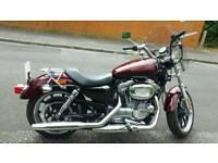 Harley Davidson 883 2015 'stunning'