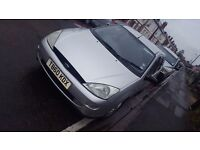 Ford Focus Estate - Diesel - 1753cc Turbo - Zetec - Alloy Wheels - 8 Months MOT