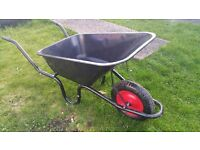 As New Wheelbarrow