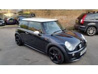 MINI ONE * 2005 * BLACK 1.6 PETROL * BLACK * PRIVATE PLATE * NEW MOT
