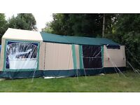 Cabanon jupiter trailer tent 2006 Now Sold STC