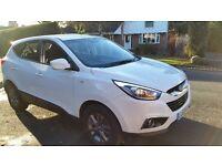 2013 Hyundai iX35 like new 1 owner 2 keys 5 yr Hyundai Guarantee full service new clutch
