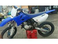 Yz 85 big wheel 2009... not kx ktm cr rm