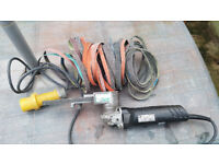 Electric Dynafile II 40610 Abrasive Belt Tool