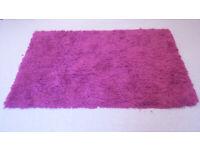 Fuffy rug
