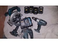Makita 18 v kit