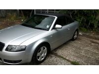 audi a4 convertible may px swap