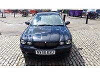 2005 jaguar x type 2.0 deisel £2600