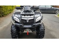 Quad bike Quadzilla X8 800cc Face lift road legal NEARLY NEW
