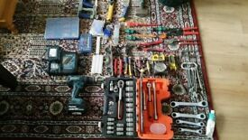 REDUCED!!! Assorted electrical/hand tools