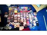 150 music cds for sale as one set