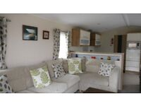amazing views of the Pennines from this 2 bed 2014 Bk Sherborne static caravan - Appleby