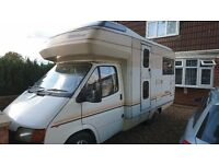 Ford travel home 4 berth 1989 (G) Petrol - great for holidays and festivals