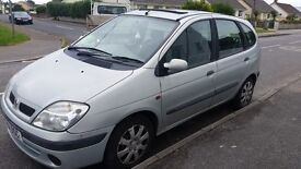 Renault Scenic Old but Reliable!