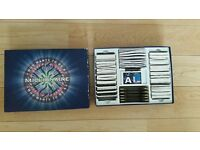 Who Wants To Be A Millionaire Board Game