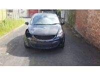 Vauxhall Corsa Limited Edition 64 Reg 2014 Diesel Damaged Repairable