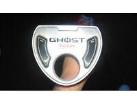 Taylormade Ghost Corza Tour Edition putter.