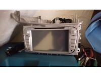 Ford focus dvd player