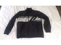 Adidas tracksuit top size large