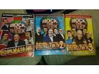 Mock The Week Too Hot for TV 1,2,3
