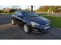 Vauxhall ASTRA 62 2012 39000 miles JUST SERVICED 8 months mot hpi clear