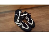 Adidas Mens Boxing Boots SIZE 11 (worn once)