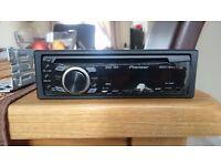 Pioneer Radio/CD Player