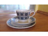 Fabulous 1960s vintage retro tea set - perfect for afternoon tea!
