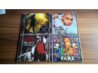 4 X Chris Brown Albums