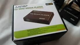 Justop HD Media Player
