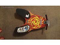 Fuzion Spinner Skateboard VGC