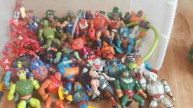 He-Man Masters of the universe joblot