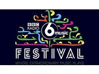 Belle and Sebastian 26th March o2 Academy BBC6 Radio music festival