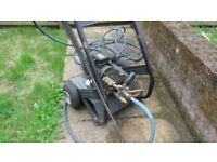 PRESSURE WASHER AND LANCE, HIGH POWER