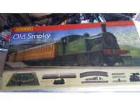 Hornby Train set model railway