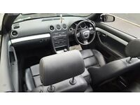 Audi A4 Cabriolet 1.8T s-line reduced