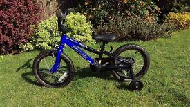 "Specialized Hotrock 16"" Boy's Bicycle (Blue & Black)"