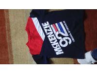 Maczenzie t shirt age 12-13