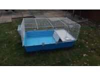 Small Animals Indoor Hutch (Rabbits, Guinea Pigs etc.)