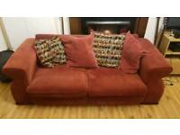 2 super comfy sofas - QUICK SALE, ALL OFFERS CONSIDERED