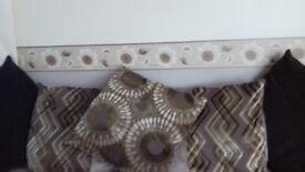 DFS sofa back cushions