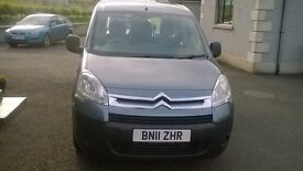 2011 MINT CITREON 3 SEATER