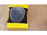 Marksman Heavy Duty Soft Gel Knee Pads - BRAND NEW IN BOX UNOPENED