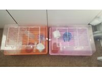 large hamster cage, cages