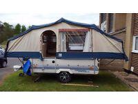 Conway Cruiser 6 berth trailer tent