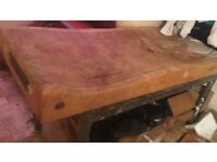 Butchers Block 6ft(used)